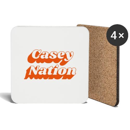 CaseyNation - Underlägg (4-pack)
