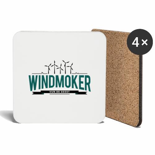 Windmoker vun de Geest - Untersetzer (4er-Set)