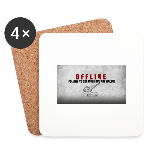 Offline V1 - Coasters (set of 4)