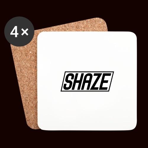 Shaze T-Shirt - Onderzetters (4 stuks)
