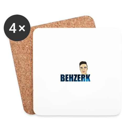 TEE DESIGN 2 png - Coasters (set of 4)