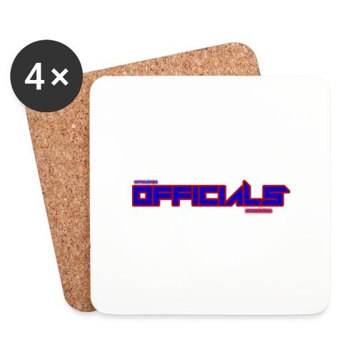 officials - Coasters (set of 4)