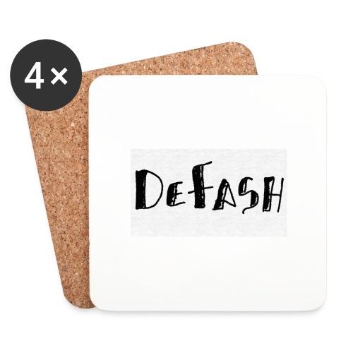 Defash1-png - Dessous de verre (lot de 4)