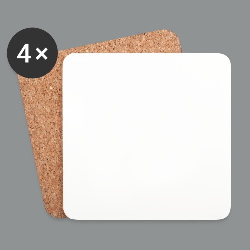 Sweater Unisex (rug) - Onderzetters (4 stuks)