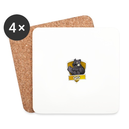 QUICK GAMING - Coasters (set of 4)