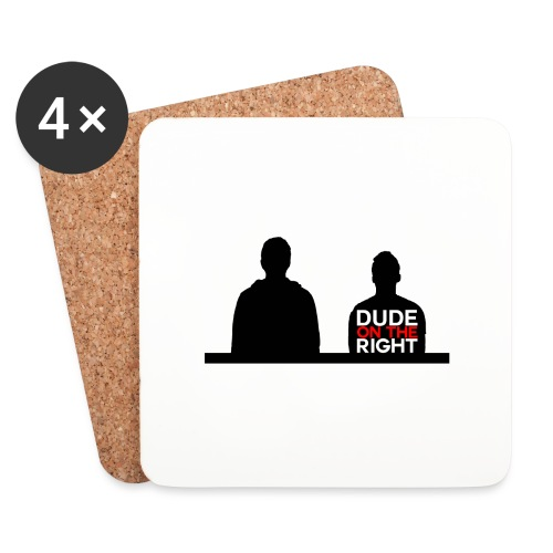 RIGHT. - Coasters (set of 4)