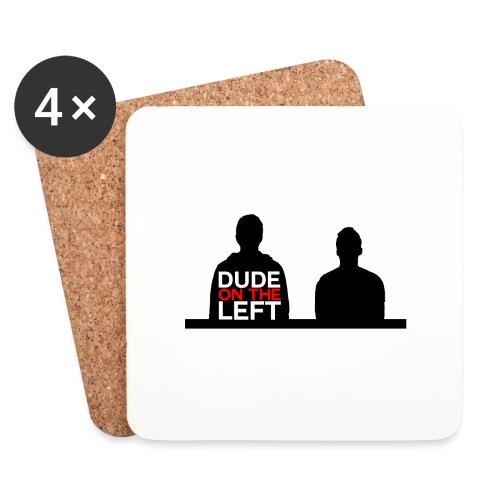 LEFT. - Coasters (set of 4)