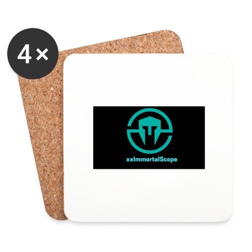xxImmortalScope throwback - Coasters (set of 4)