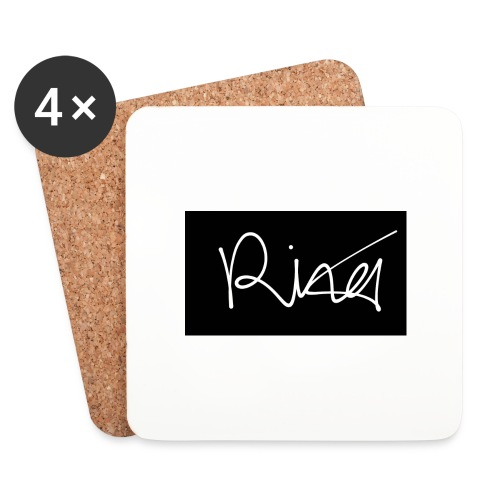 Autogramm - Untersetzer (4er-Set)
