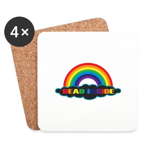 DEAD INSIDE Merch - Coasters (set of 4)