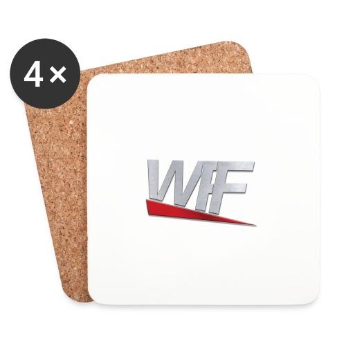 WWEFANFRANCE - Dessous de verre (lot de 4)