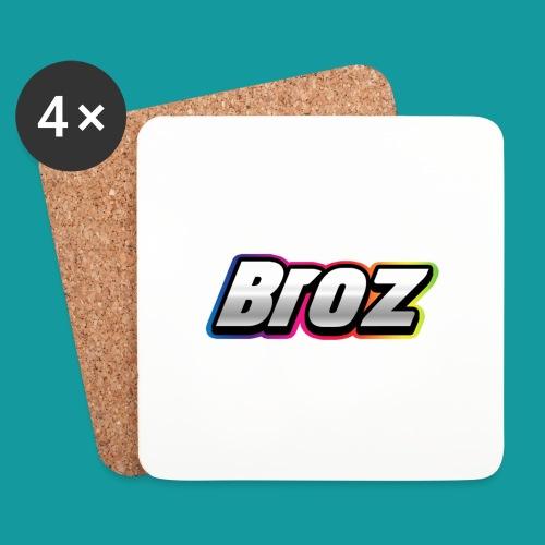 Broz - Onderzetters (4 stuks)