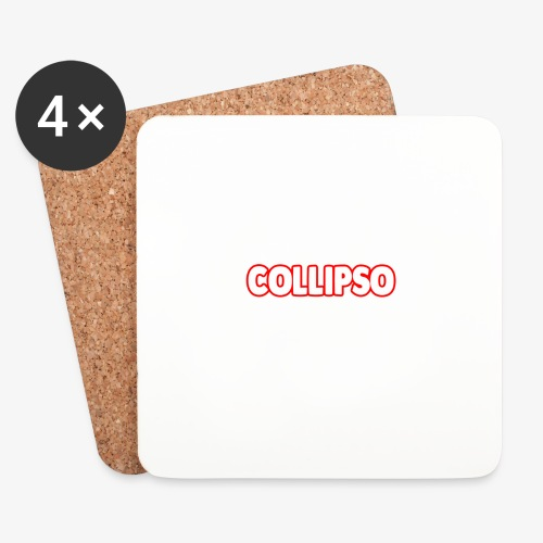 It's Juts Collipso - Coasters (set of 4)