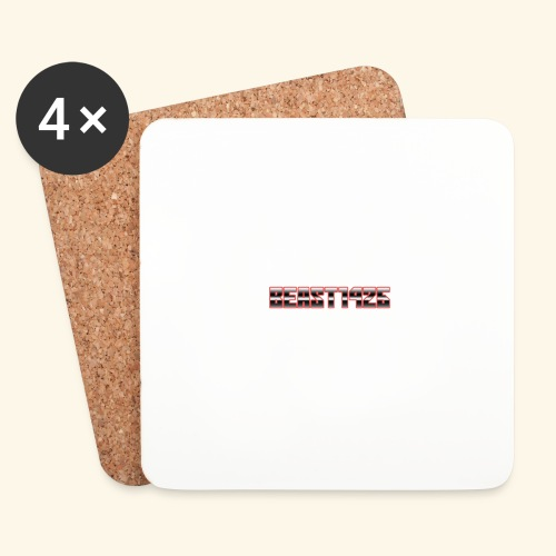 BEAST 425 GAMING - Coasters (set of 4)