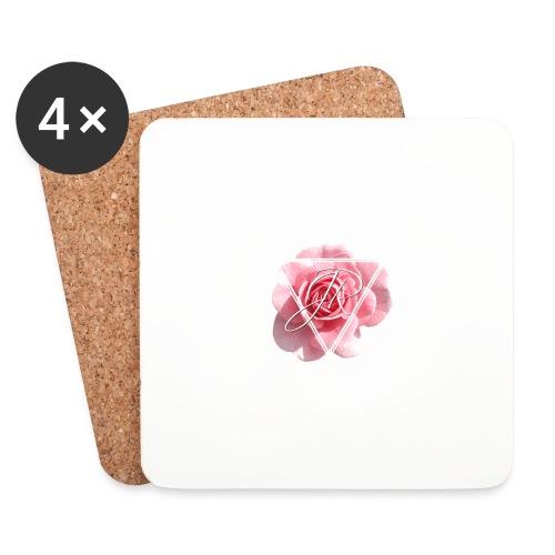 Rose Logo - Coasters (set of 4)