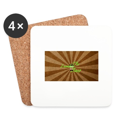 THELUMBERJACKS - Coasters (set of 4)