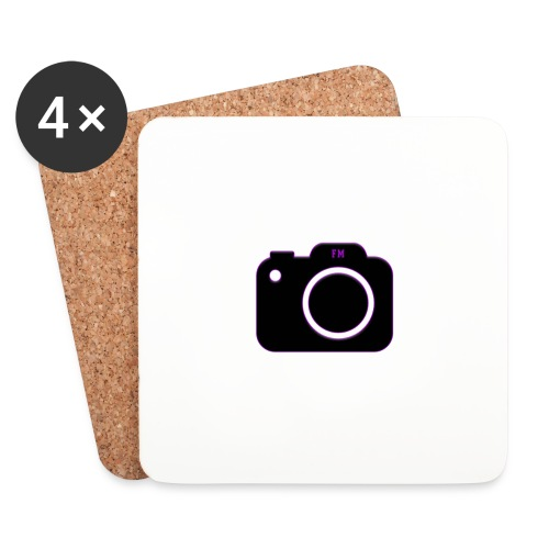 FM camera - Coasters (set of 4)