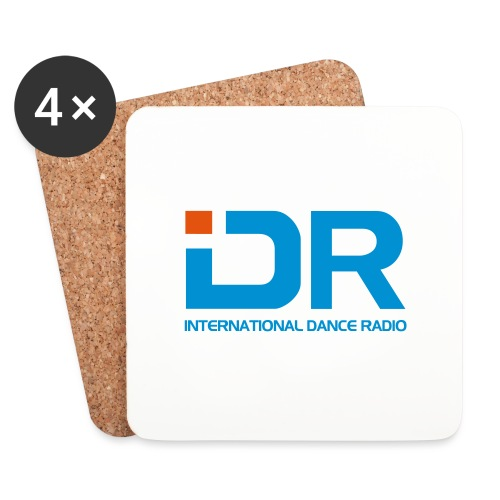 International Dance Radio - Posavasos (juego de 4)