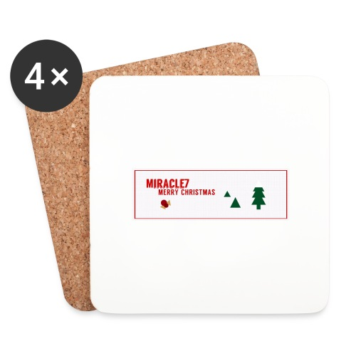 Christmas Exclusive - Coasters (set of 4)