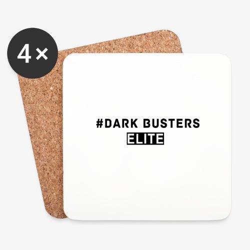 #Dark Busters ELITE - Untersetzer (4er-Set)