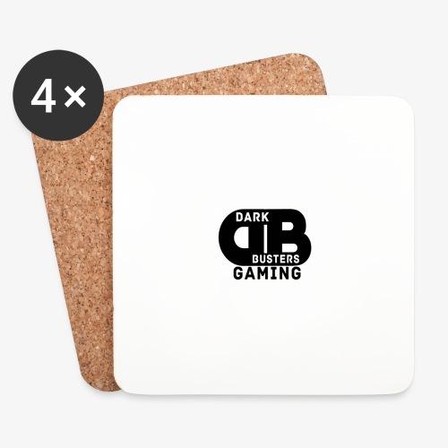 Dark Busters Gaming Merch - Untersetzer (4er-Set)