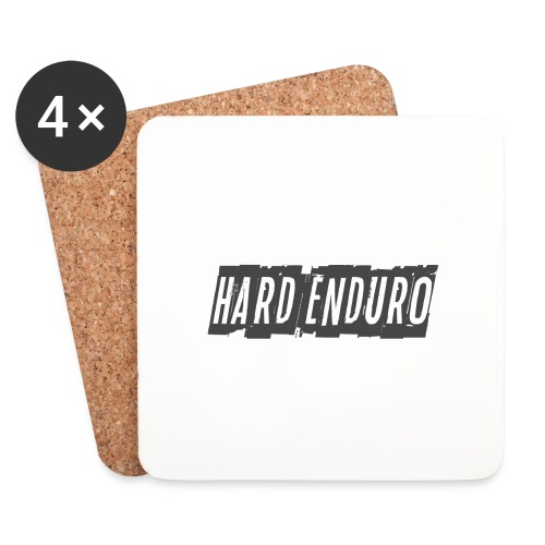Hard Enduro - Coasters (set of 4)