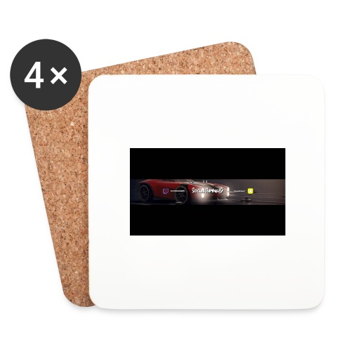 Newer merch - Coasters (set of 4)