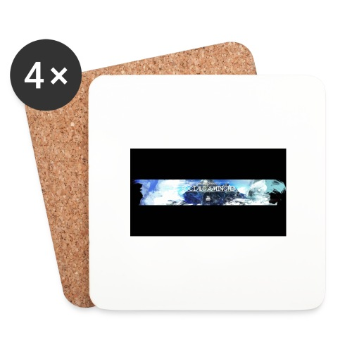 Limited Edition Banner Merch - Coasters (set of 4)