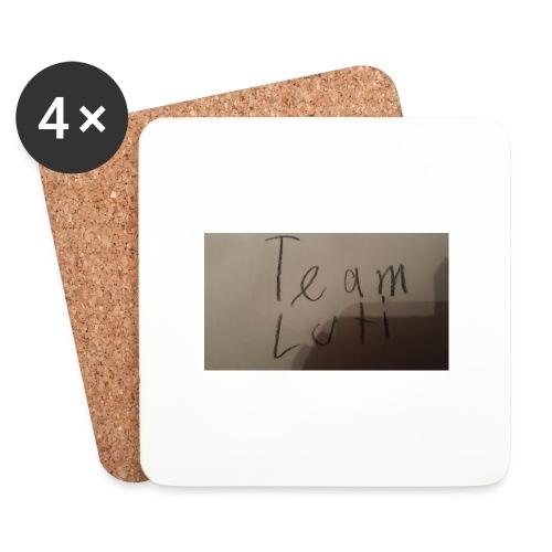 Team Luti - Untersetzer (4er-Set)