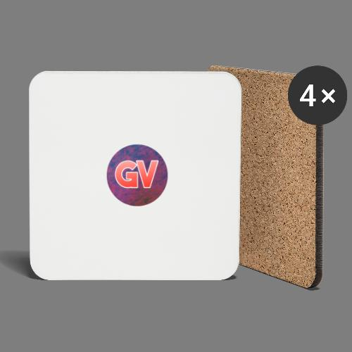 GV 2.0 - Onderzetters (4 stuks)