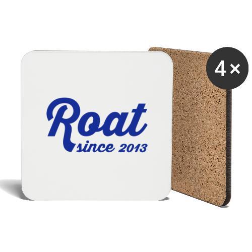 Roat since2013 - Glasbrikker (sæt med 4 stk.)
