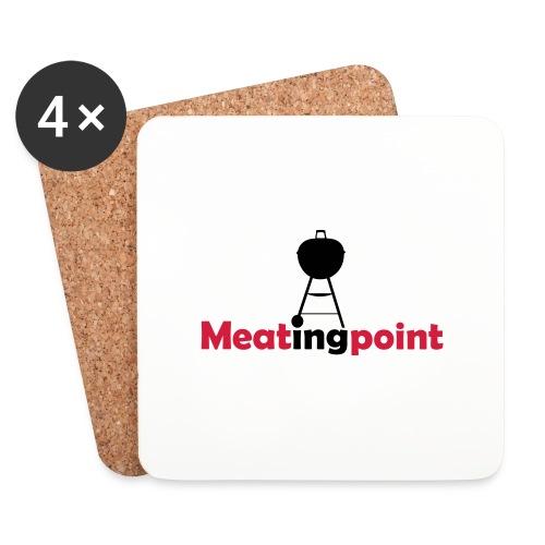Meatingpoint Grill - Untersetzer (4er-Set)