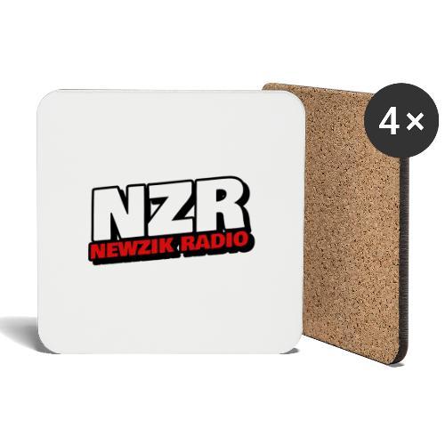 NZR - Dessous de verre (lot de 4)