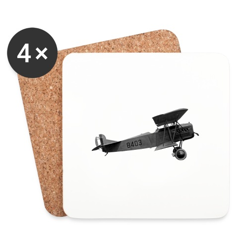 Paperplane - Coasters (set of 4)