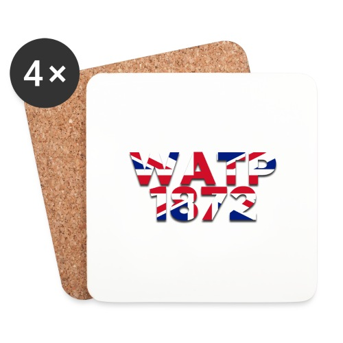 WATP 1872 - Coasters (set of 4)