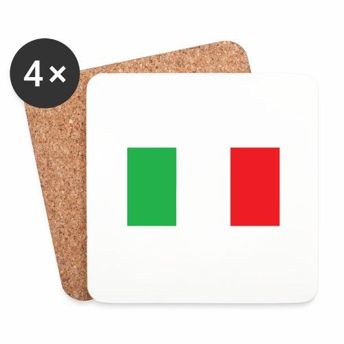 Italien Fußball - Untersetzer (4er-Set)