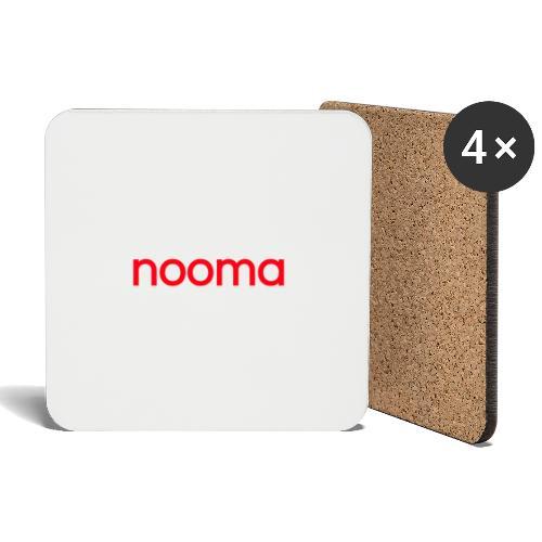 Nooma - Onderzetters (4 stuks)