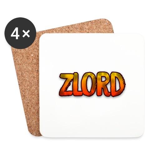 YouTuber: zLord - Sottobicchieri (set da 4 pezzi)
