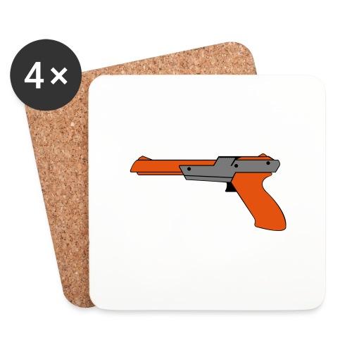 gun Zapper NES SUPER BROS HUNT DUCK - Dessous de verre (lot de 4)