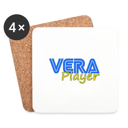 Vera player shop - Posavasos (juego de 4)
