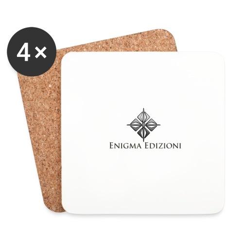 enigma - Sottobicchieri (set da 4 pezzi)