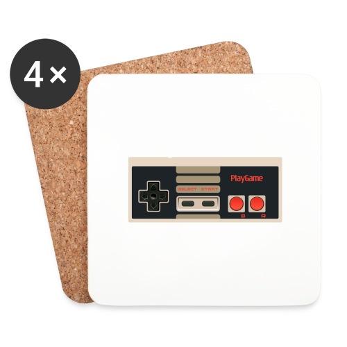 Gaming - Underlägg (4-pack)