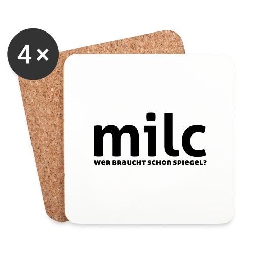 milc - Untersetzer (4er-Set)