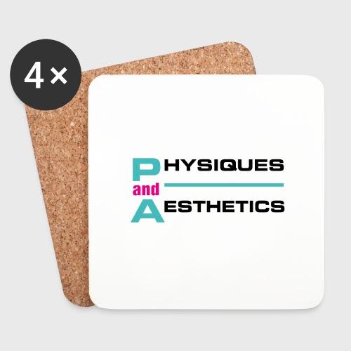 P. and A. - Posavasos (juego de 4)
