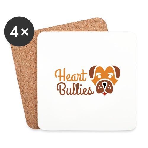 Nur für echte Bulldoggen-Liebhaber! - Untersetzer (4er-Set)