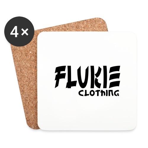 Flukie Clothing Japan Sharp Style - Coasters (set of 4)