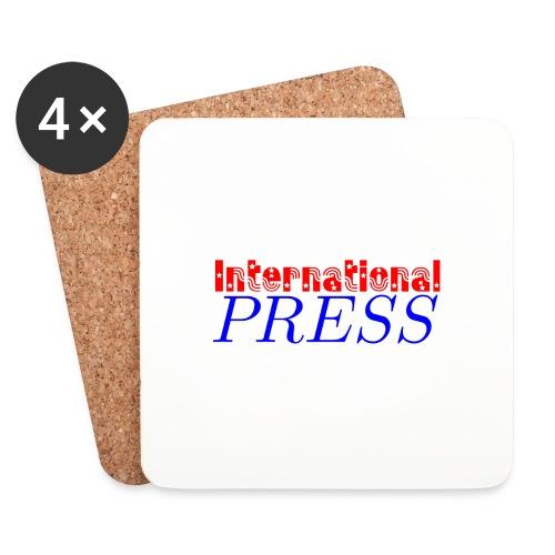 int_press-png - Sottobicchieri (set da 4 pezzi)