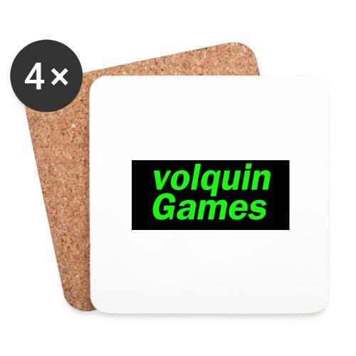 volquin - Onderzetters (4 stuks)