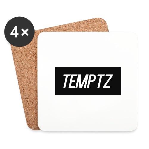 TempTz Orignial Hoodie Design - Coasters (set of 4)