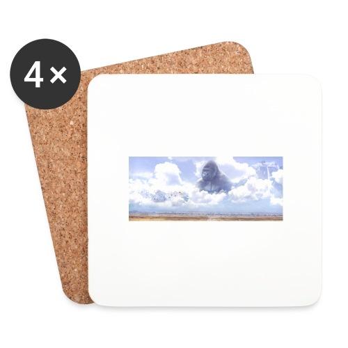 Harambe believes - Coasters (set of 4)